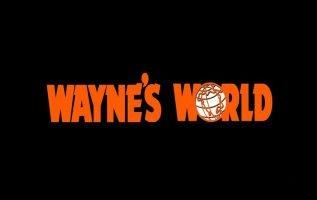 Wayne's World Logo Font Family Free Download