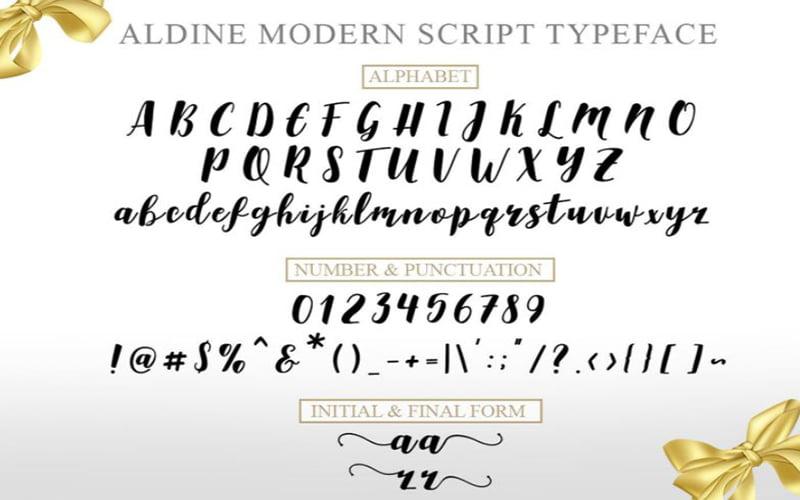 Aldine-Font-Family-Download