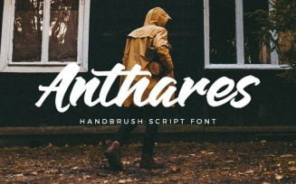 Anthares Font Family Free Download