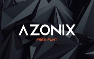 Azonix Font Family Free Download