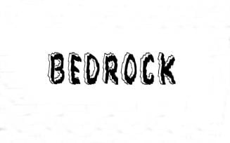 Bedrock Font Family Free Download