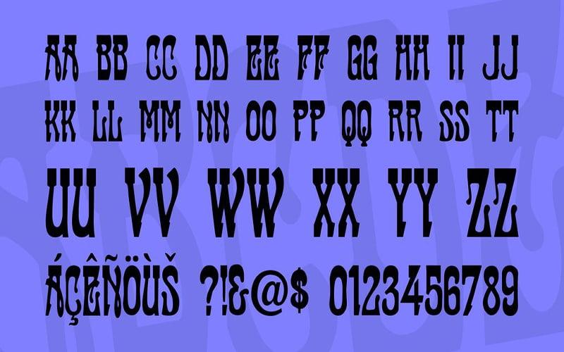 Cabaret-Font-Family-Download