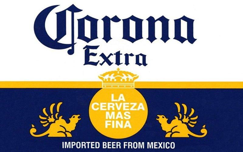 Corona Logo Font Free Download
