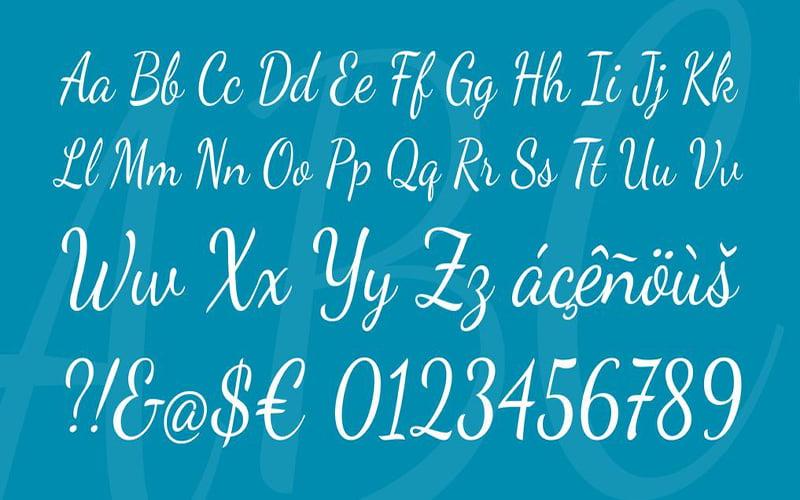 Dancing -Script-Font-Family-Download