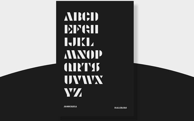 Modernia-Font-Family-Download