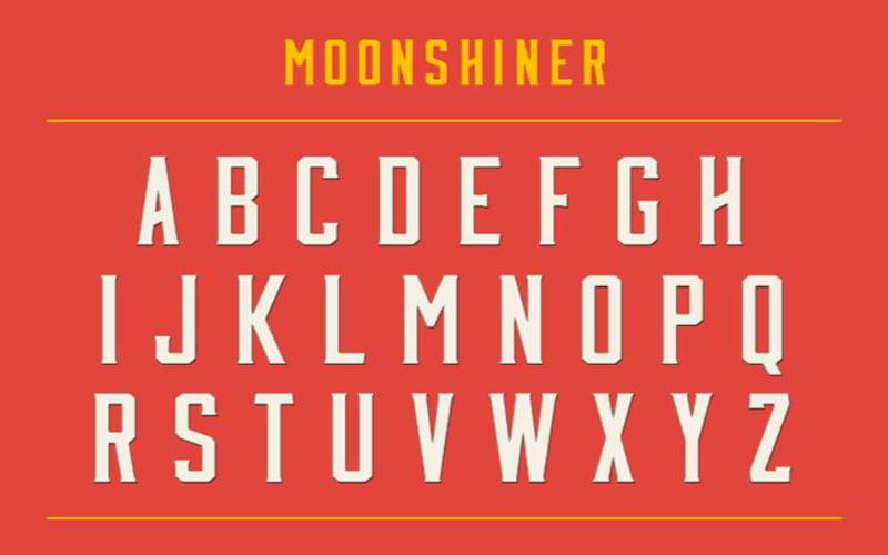 Moonshiner-Font-Family-Download