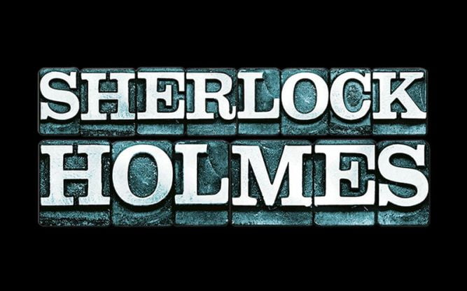 Sherlock Holmes Font Family Free Download