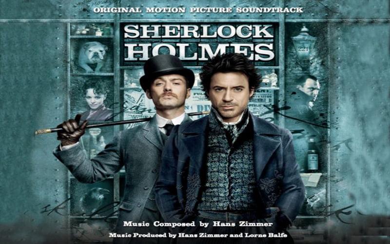 Sherlock Holmes Font Free Download