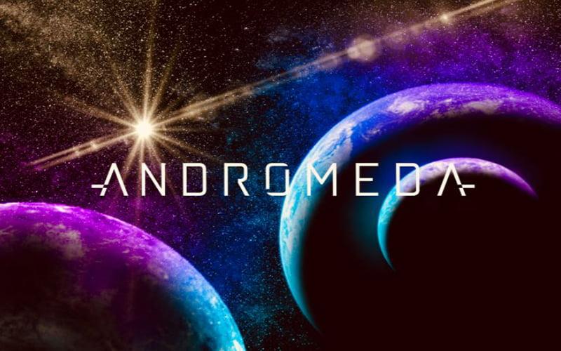 Andromeda Font Free Download