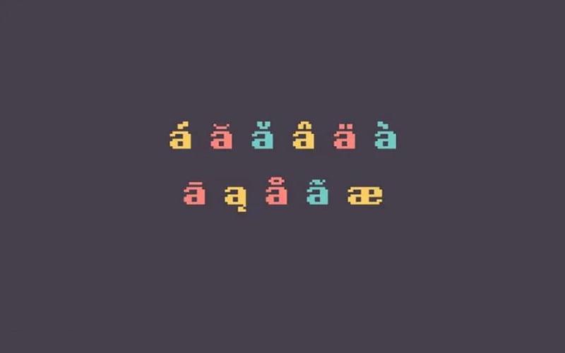 Billy Pixel Font Free Download