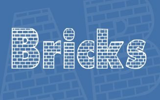 Bricks Font Family Free Download