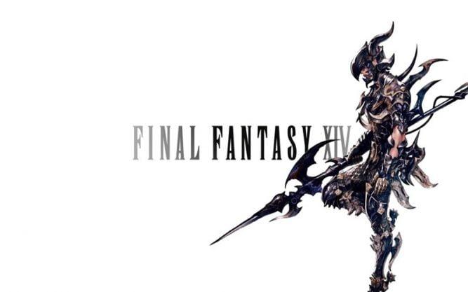 Final Fantasy XIV Font Family Free Download