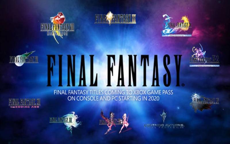 Final Fantasy XIV Font Free Download