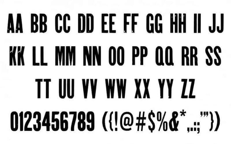 Gothic-Joker-Display-Font-Family-Download