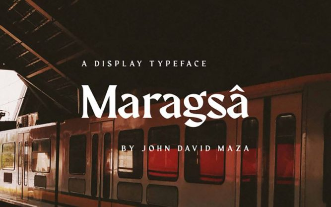 Maragsâ Font Family Free Download