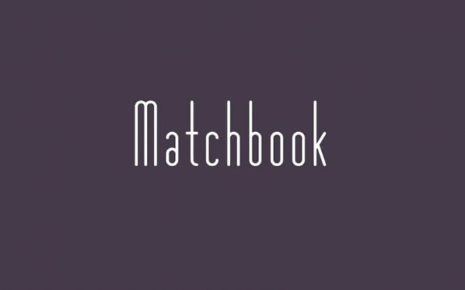Matchbook Font Family Free Download