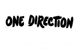 One Direction Font Family Free Download