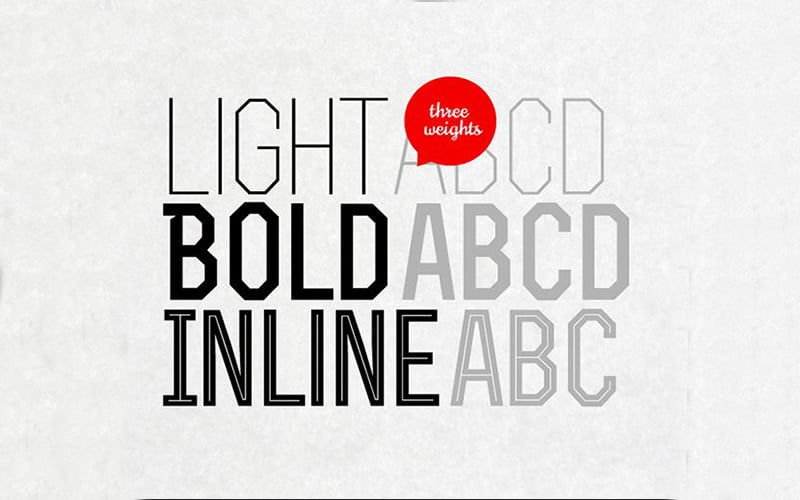 Rex Bold-Font-Family-Download