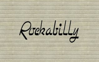 Rockabilly Font Family Free Download