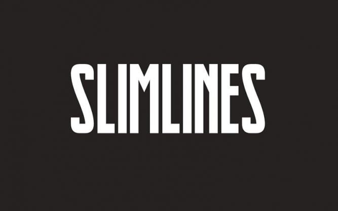 Slimlines Font Family Free Download