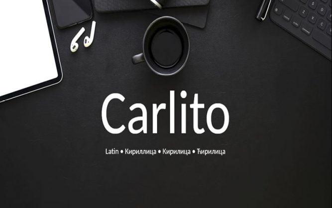 Carlito Font Family Free Download